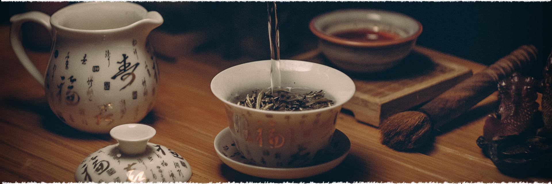 Préparation du thé et choix de votre théière