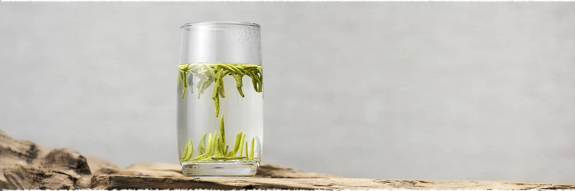 L'histoire du thé vert.