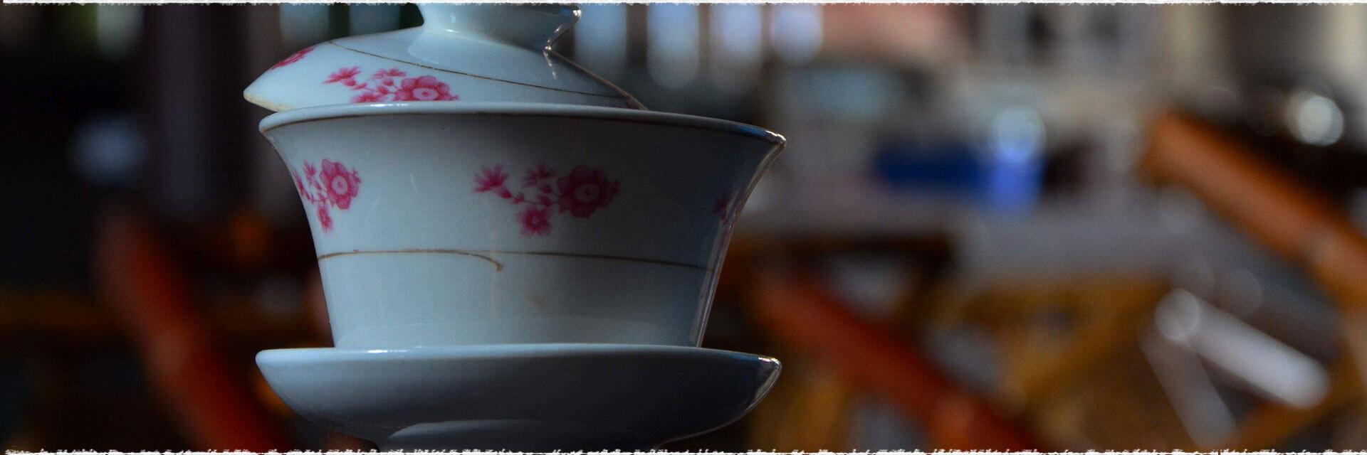 Salons de thé & Maisons de thé.