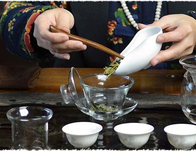 Rincer* votre Long Jing