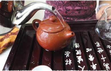 tieguanyin - gongfucha