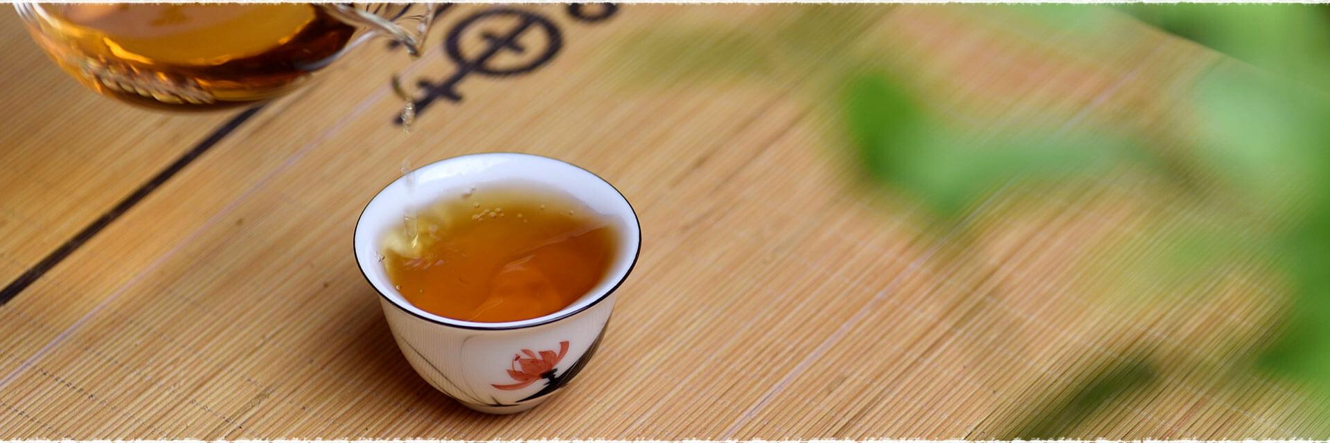 Magret de canard sauce au thé noir BaiLingGongFu.