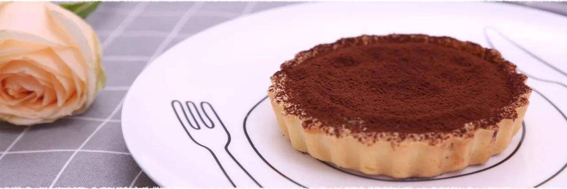 Tartelettes chocolat thé ou la rencontre entre la ganache et le WuLong.