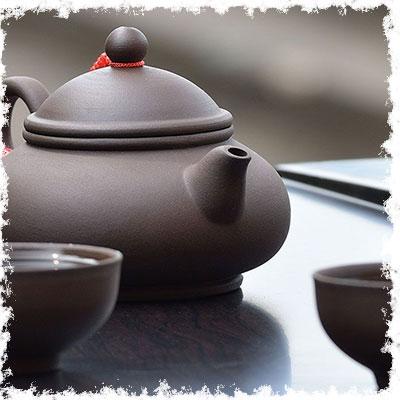 Service à thé YiXing ChenManSheng