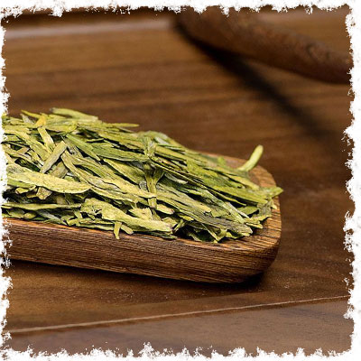 LongJing TianMu : thé vert