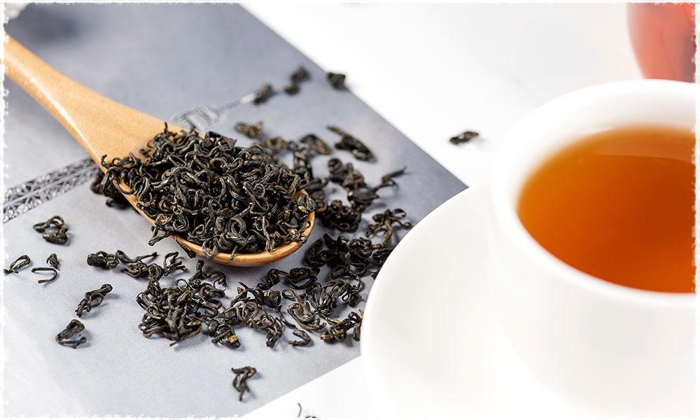 Qimen et thé noir