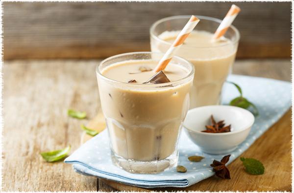 masala chai : Thé noir de Qimen aux épices.