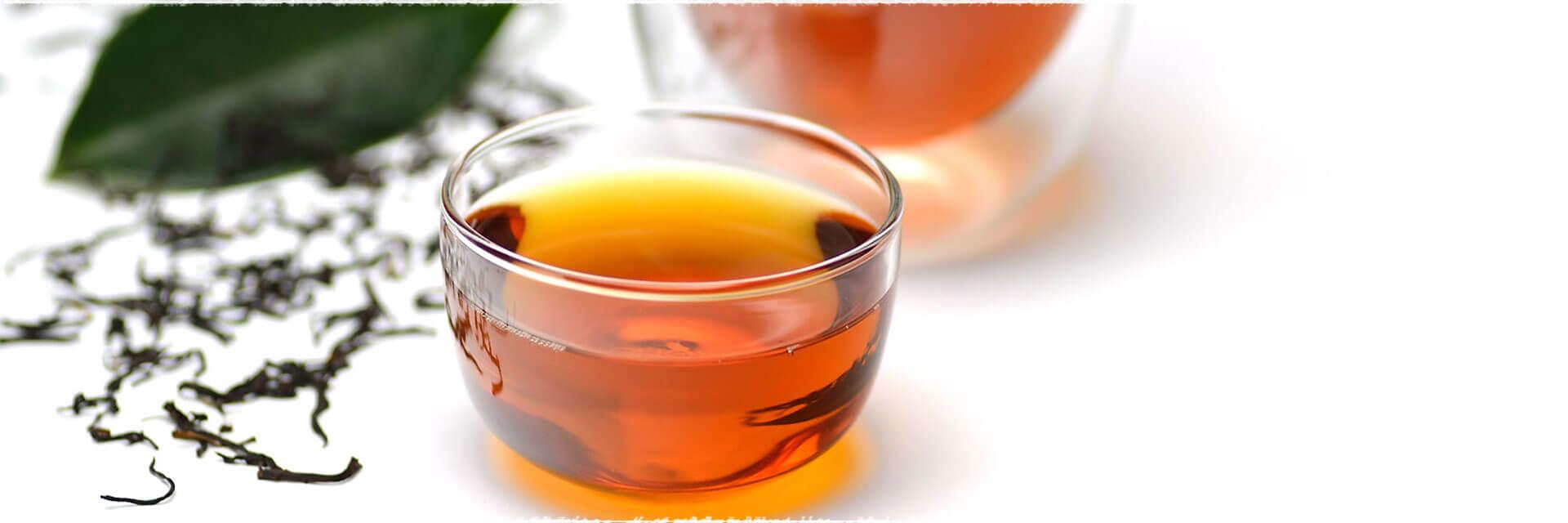 Crêpes au thé noir