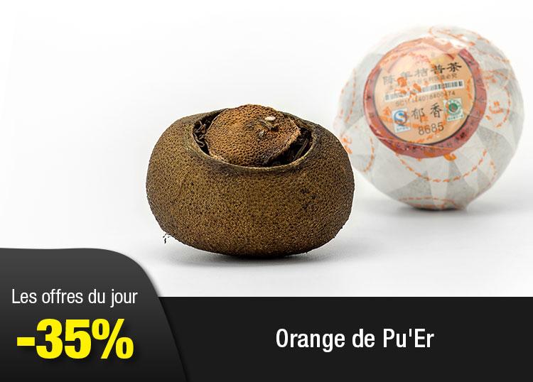 Orange de Pu'Er