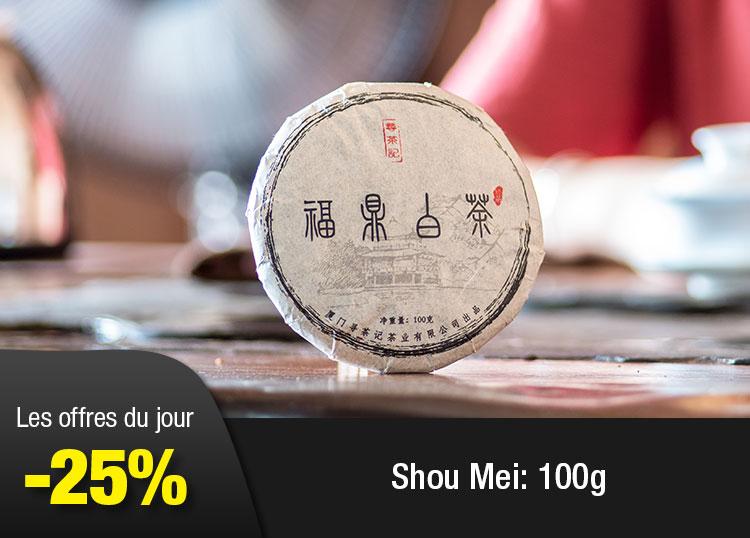 Shou Mei: 100g