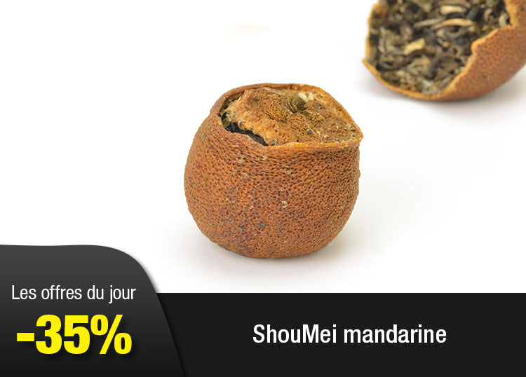 ShouMei mandarine