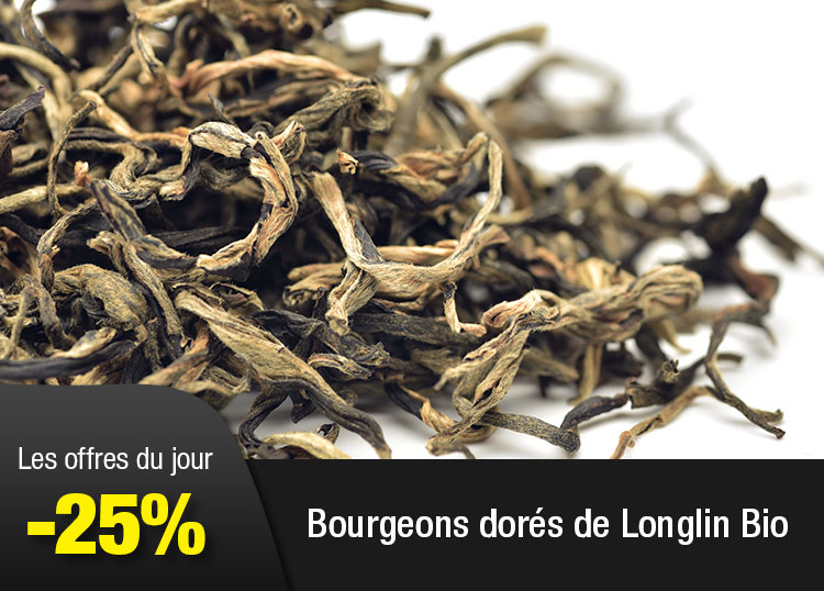 Bourgeons dorés de Longlin Bio