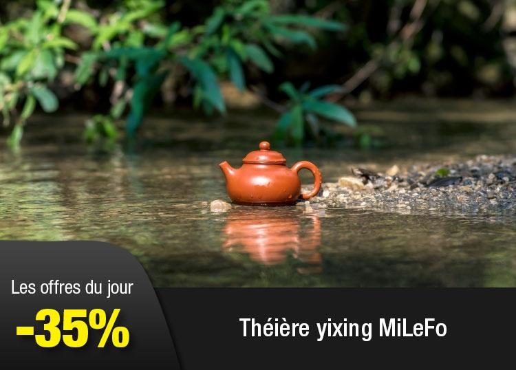 Théière yixing MiLeFo