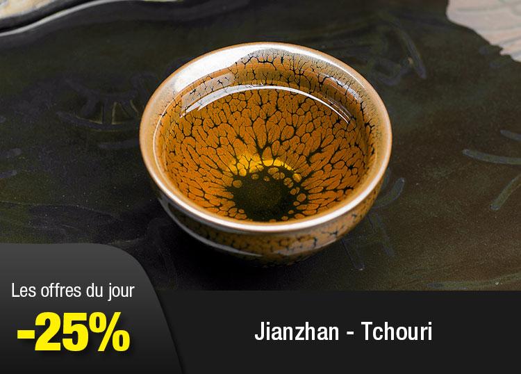 Jianzhan - Tchouri