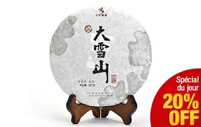 Pu'Er cru Da Xue Shan