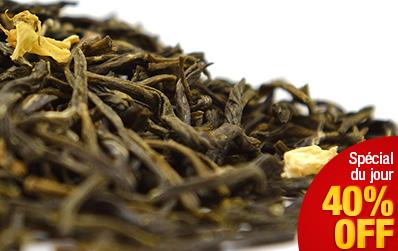 Jasmin Impérial Yin Hao : thé vert perfume