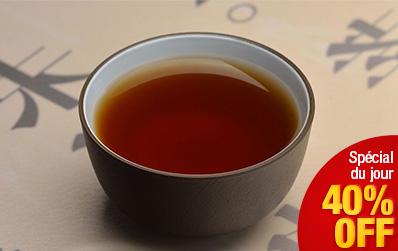 Pu Er Shu SanCha Vrac : thé somber